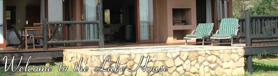 Welcome to the Lake House - Hulala Lake House